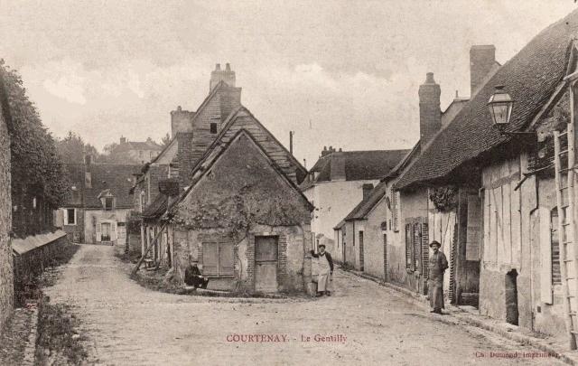 Courtenay (45) Le Gentilly CPA