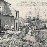 Courtenay (45) Moulin CPA