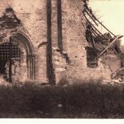 Craonne (Aisne) CPA Eglise Saint Martin