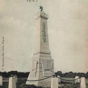 Craonne (Aisne) CPA L'obélisque