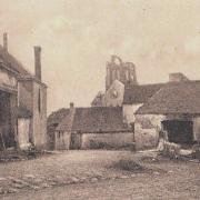 Craonne (Aisne) CPA ruines 14-18