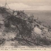 Craonne (Aisne) CPA sommet du plateau