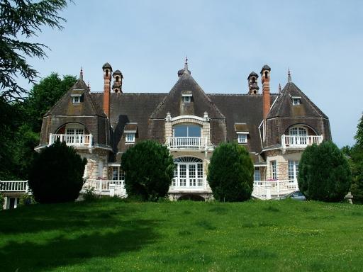 Craonnelle (Aisne) château