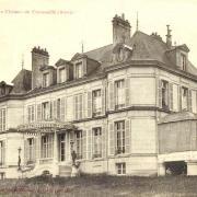 Craonnelle (Aisne) CPA château avant 1914
