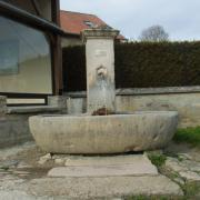 Craonnelle (Aisne) fontaine