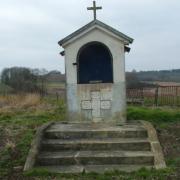 Craonnelle (Aisne) oratoire entre Craonne et Craonnelle