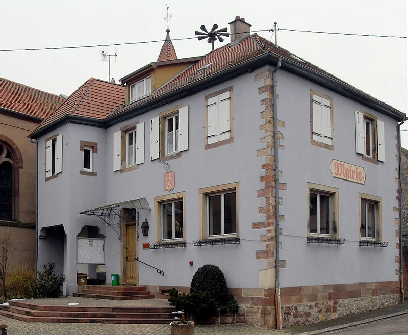 Crastatt 67 mairie