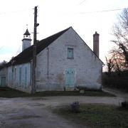 Cravant (89) Cheuilly, La chapelle