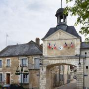 Cravant (89) La Porte d'Orléans