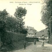 Criquebeuf-en-Caux (Seine Maritime) CPA