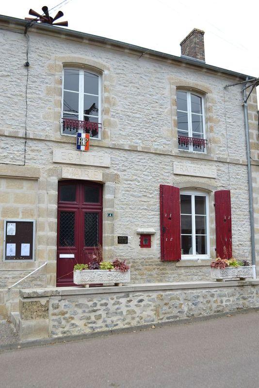 Crux-la-Ville (Nièvre) La Mairie