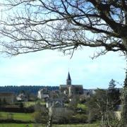 Crux-la-Ville (Nièvre) Vue générale