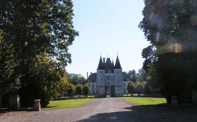 Dampiere (10) Le château