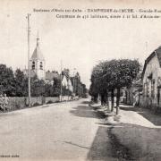 Dampierre (10) La grande rue CPA