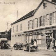 Dampierre (10) La maison Nalot CPA