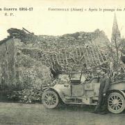 Dhuys et morin en brie 02 fontenelle en brie 1914 1918 cpa