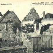 Dhuys et morin en brie 02 marchais en brie 1914 1918 cpa