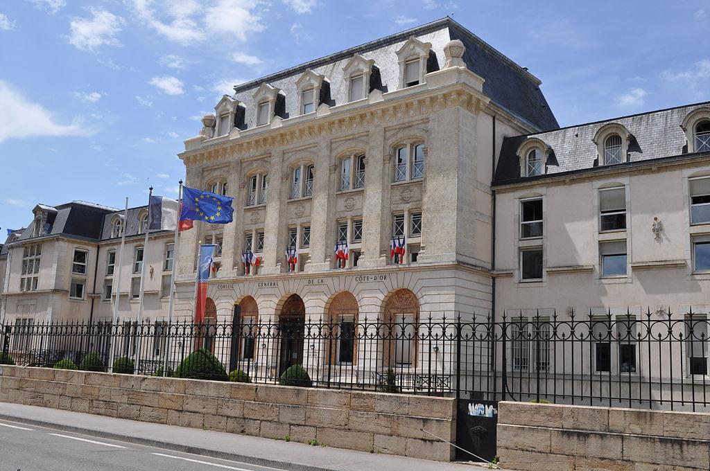 Dijon (Côte d'Or) Le Conseil Général de Côte d'Or