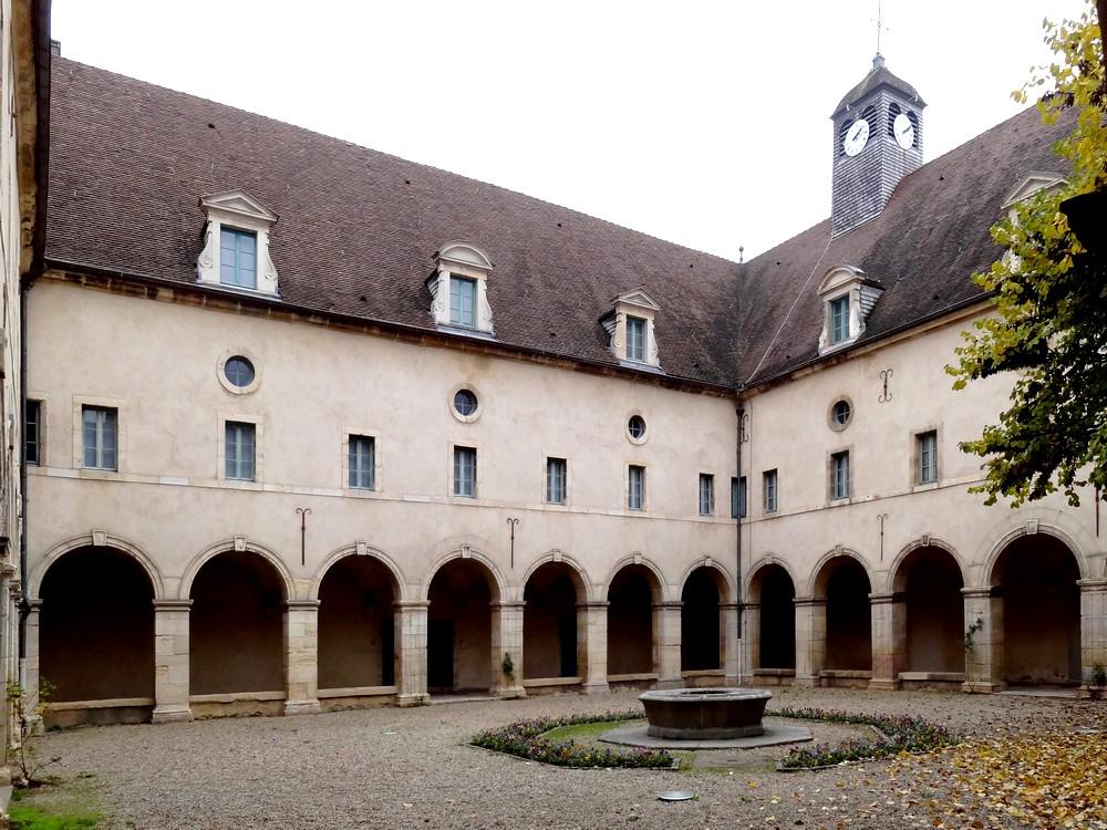 Dijon (Côte d'Or) Le Musée de la vie bourguignonne,