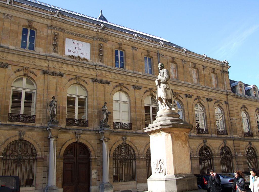 Dijon (Côte d'Or) Le Musée des Beaux Arts