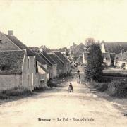 Donzy (Nièvre) Donzy-le-Pré CPA