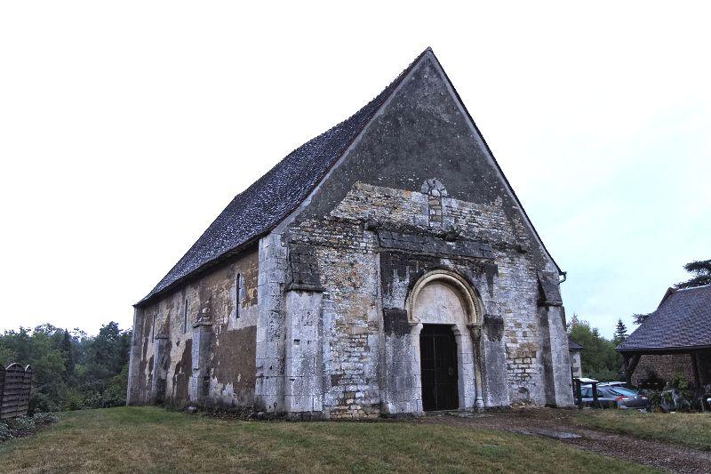 Donzy (Nièvre) La chapelle Saint-Martin-du-Pré