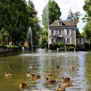 Donzy (Nièvre) Le Moulin de l'Ile, l'huilerie