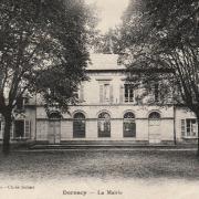 Dornecy (Nièvre) La Mairie CPA
