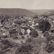 Dornecy (Nièvre) Vue générale CPA
