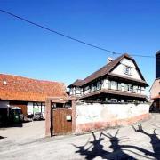 Dossenheim kochersberg 67 maison a colombages
