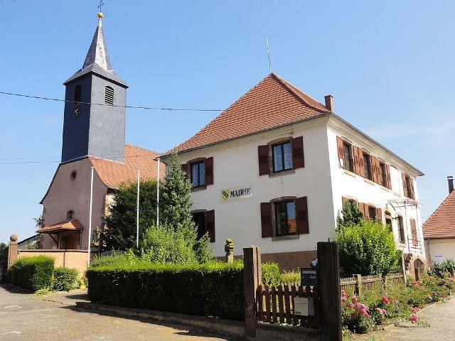 Dossenheim kochersberg 67 mairie
