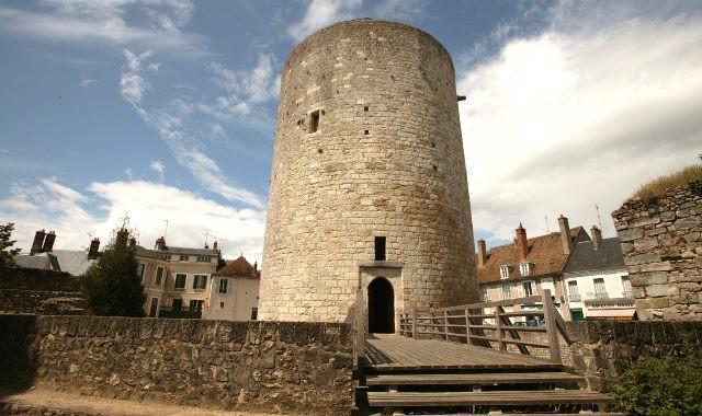 Dourdan essonne le chateau la grosse tour
