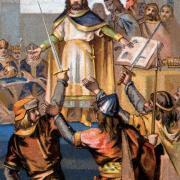 Hugues Capet en 987