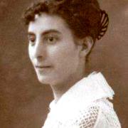 Emma Antoinette Eugénie Bourrié (1893/1980), épouse François Théodore Paul Camoin