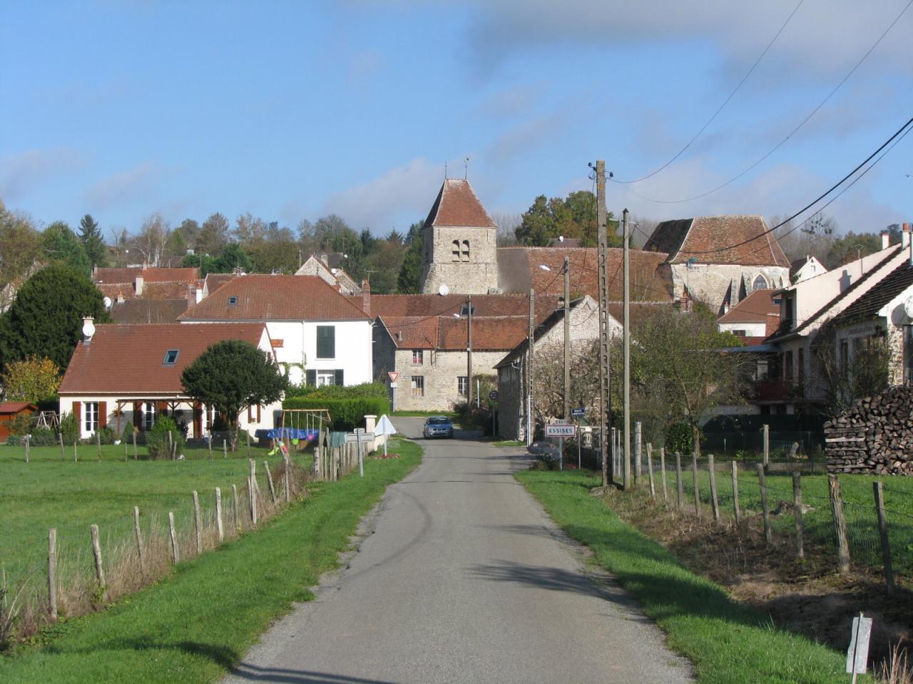 Essises (Aisne) en 2014