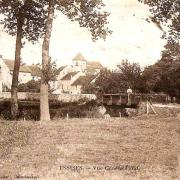 Essises (Aisne) CPA Vue sur le village