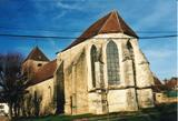 Essises (Aisne) église Saint-André