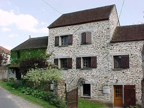 Essises (Aisne) Le moulin