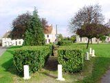 Essises (Aisne) Les Caquerêts place Napoléon