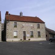 Essises (Aisne) Mairie en 2004
