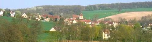 Essises (Aisne) panoramique