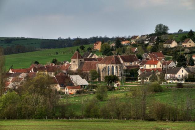 Essises (Aisne) vue générale