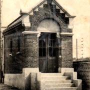 Estourmel 59 la chapelle notre dame de lourdes cpa