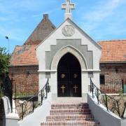 Estourmel 59 la chapelle sainte philomene