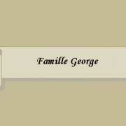 Famille George