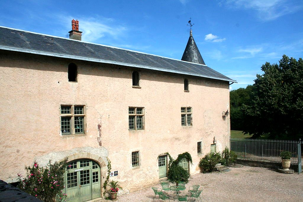 Fayet (Aveyron) Château de Fayet, la chapelle