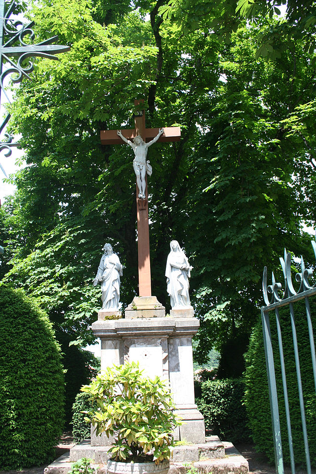 Fayet (Aveyron)  Calvaire