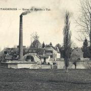 Fère-en-Tardenois (Aisne) CPA l'usine du moulin à tan