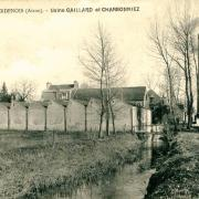 Fère-en-Tardenois (Aisne) CPA l'usine Gaillard