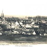 Fère-en-Tardenois (Aisne) CPA vue générale